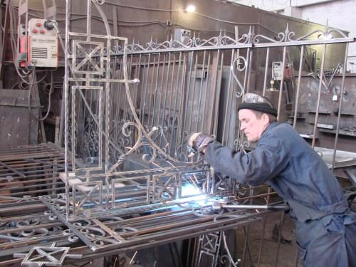 Изготовление металла своими руками