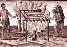 Самый первый мангал в мире